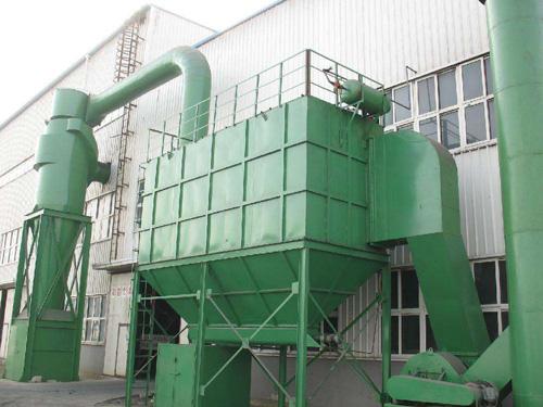 山东生物质锅炉除尘器