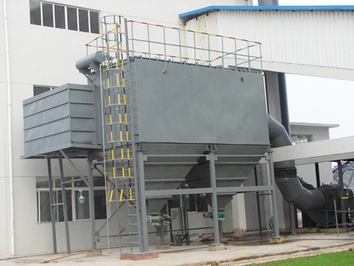 山东锅炉除尘器