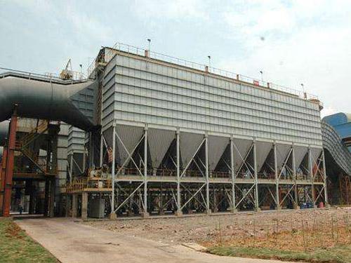 化肥厂除尘器