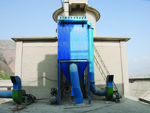 橡胶厂除尘器