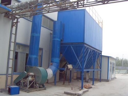 DFC、GFC、TFC型反吹风jrs直播欧冠除尘器