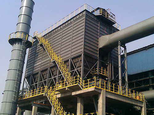FMQD型气箱式脉冲jrs直播高清除尘器